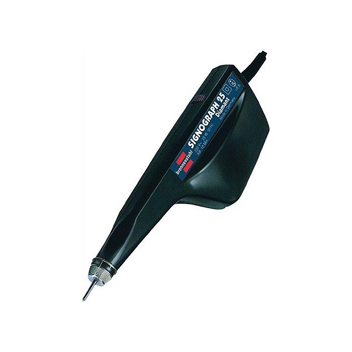 Brennenstuhl Handgravierer Signograph 25 m.3 Sticheln und 2 Modellierstiften 1500760
