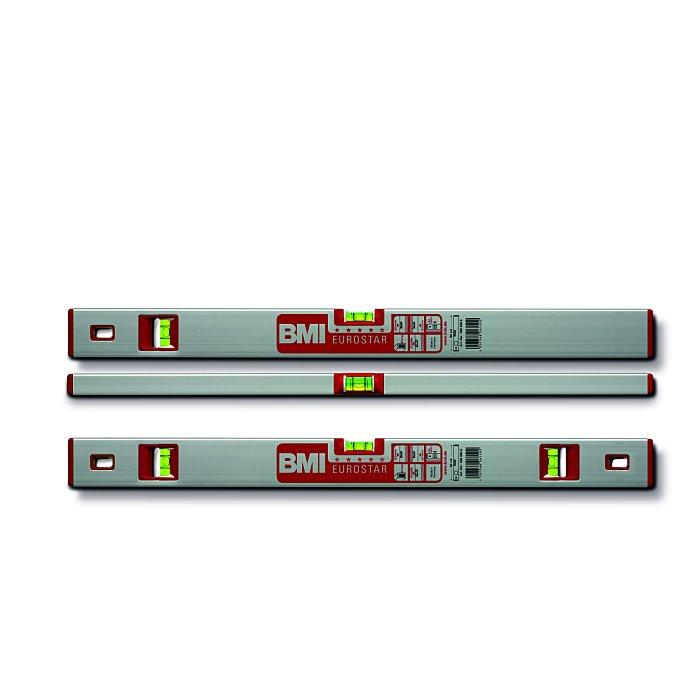 BMI Eurostar Alu-Wasserwaage - 180cm 690180E