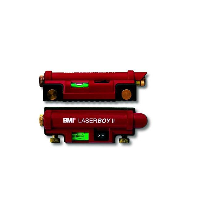 BMI Laserboy II rot - einzelverpackt 649015