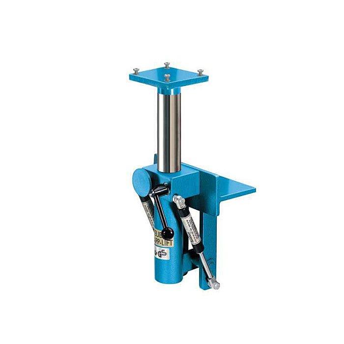 HEUER Klapp-Lift, Höhenverstellgerät für Schraubstock 120mm 106120