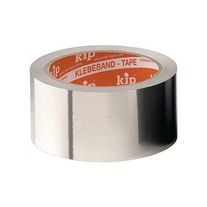 Aluminiumklebenband Länge 50m Breite 50mm Alu-Folie