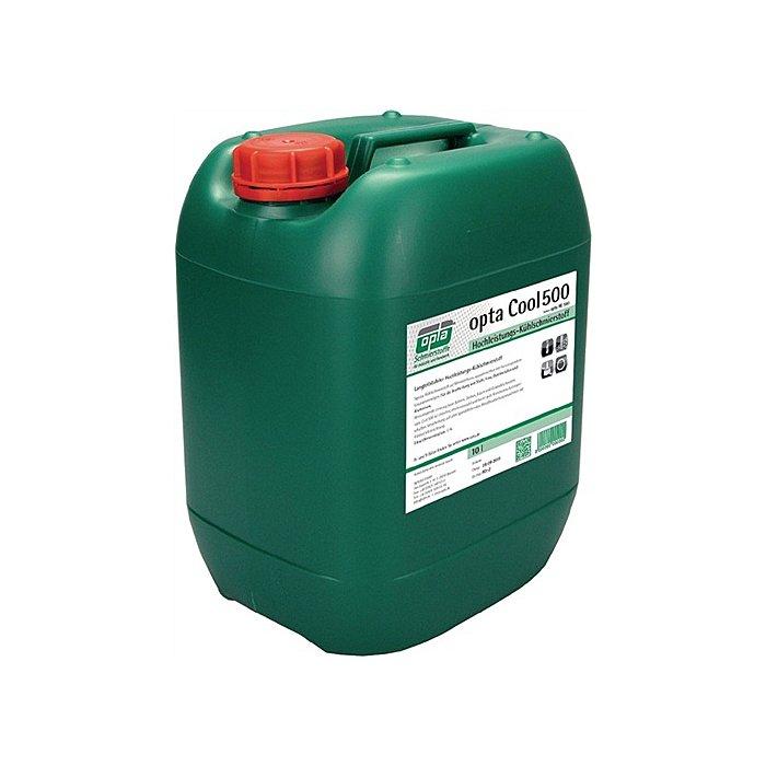Fuchs Wisura Kühlschmierstoff HE500 10l Kanister wassermischbar OPTA 600847821