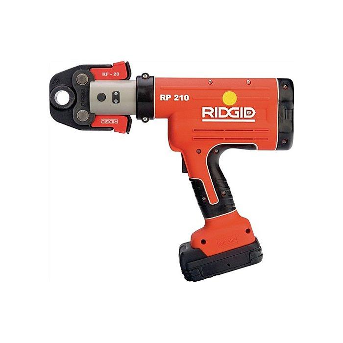 Ridgid Presswerkzeug 12-35mm inkl.TH 16-20-26mm Backen 44196