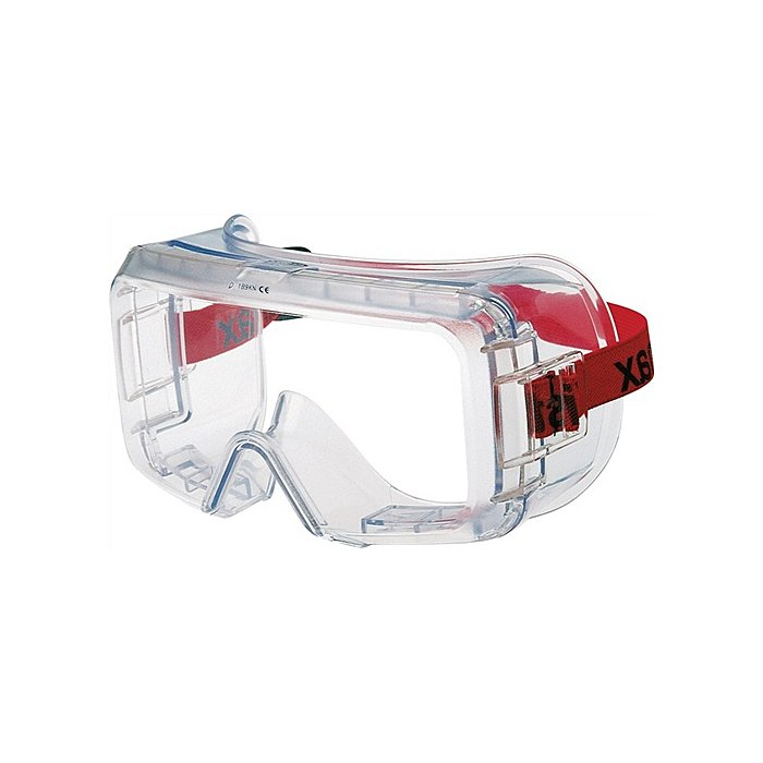 Honeywell Schutzbrille Vistamax VX Vollsicht PC-Gläser klar m.indirekter Belüftung EN166 1002757 3322