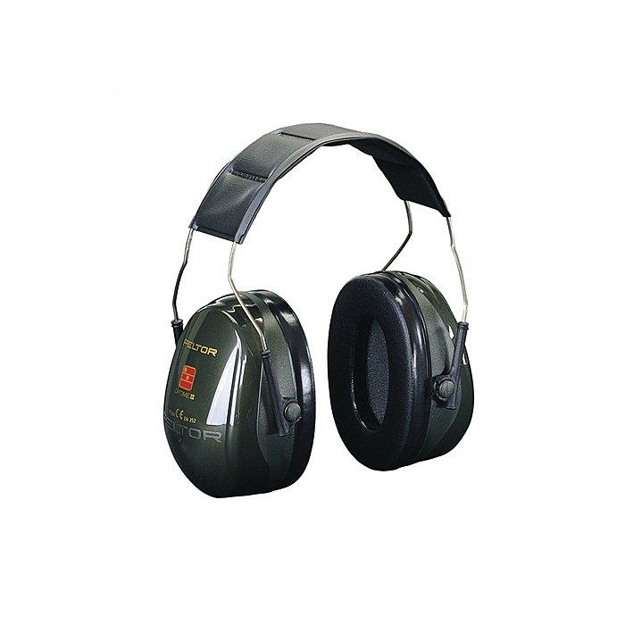 3M Gehörschutz Optime II Kapseln grün EN352-1/3 3M H520A