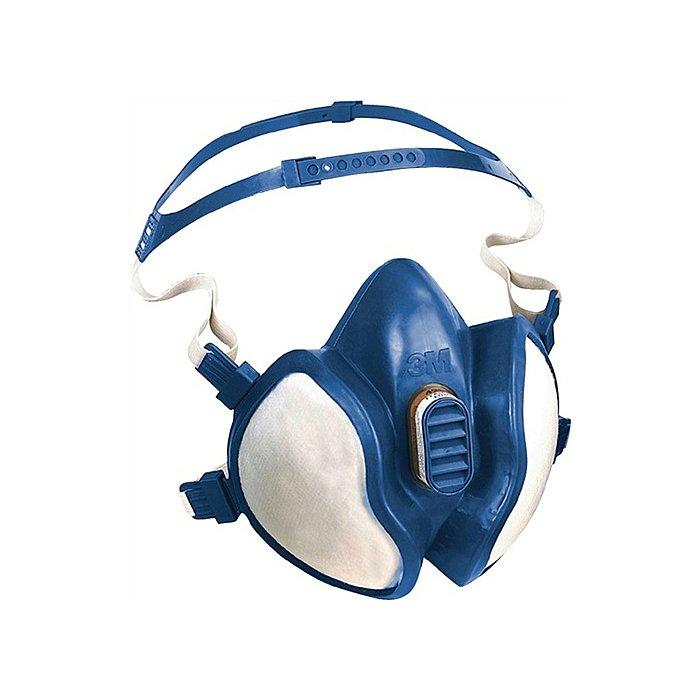 3M Lösemittelmaske 4279 FFABEKP3RD 4-Pkt Kopfbebänderung 3M EN405:2001+A1:2009