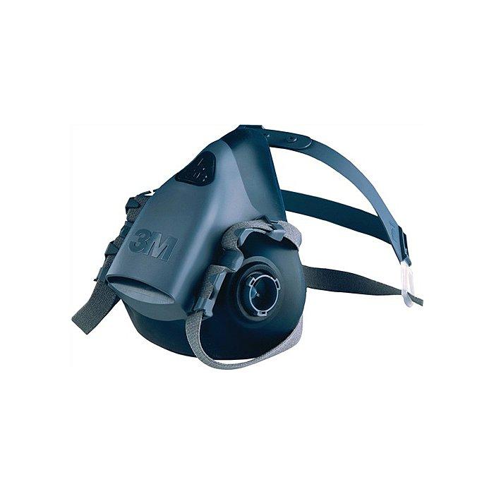 3M Atemschutz-Halbmaske 7502 Gr.M o.Filter 3M 7502M