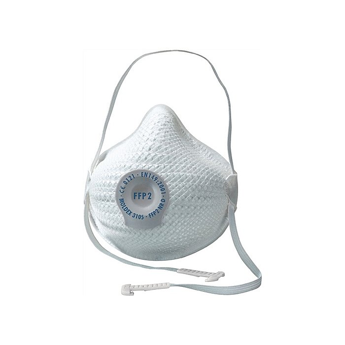 Moldex Atemschutzmaske 3105 FFP2NRD b.10xAGW-Wert MOLDEX EN149:2001+A1:2009 310501