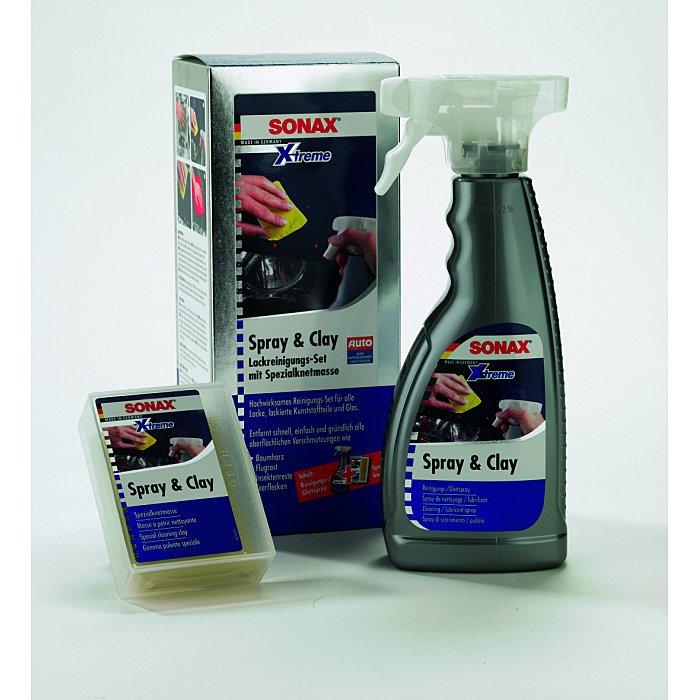 Sonax Xtreme Spray & Clay Lack Reinigungsset 02032410
