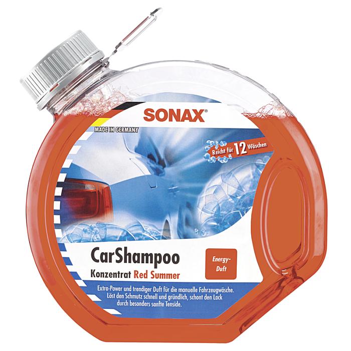 Sonax CarShampoo Konzentrat Red Summer 3 Liter 02174000