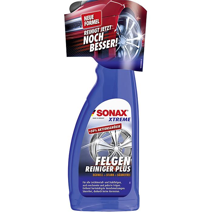 Sonax Xtreme Felgen Reiniger PLUS Alufelgen Stahlfelgen Auto 750 ml 02304000
