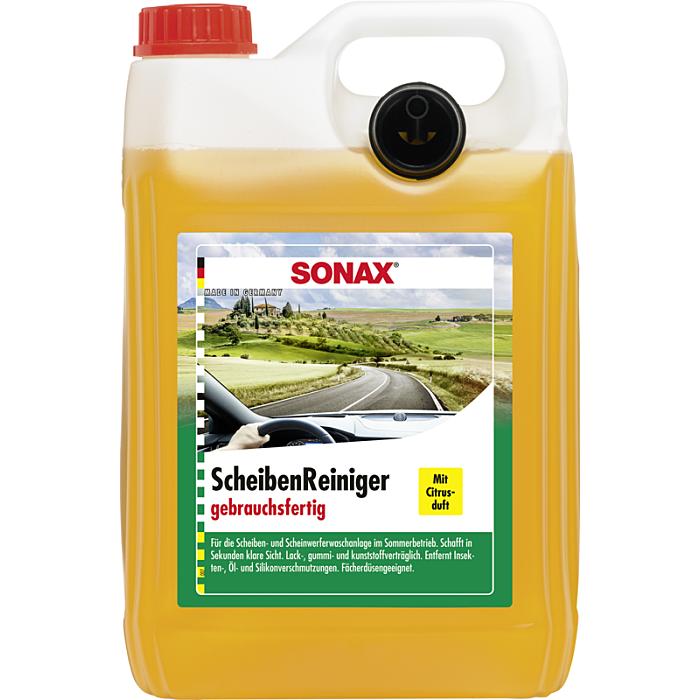 Sonax Scheiben Reiniger gebrauchsfertig Citrus 5 Liter 02605000