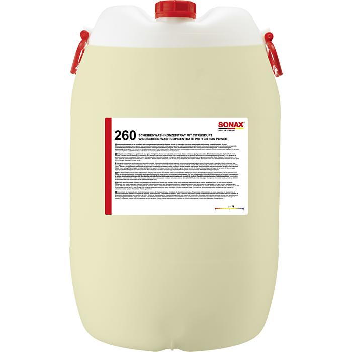Sonax ScheibenWash Konzentrat mit Citrusduft 60 Liter 02608000