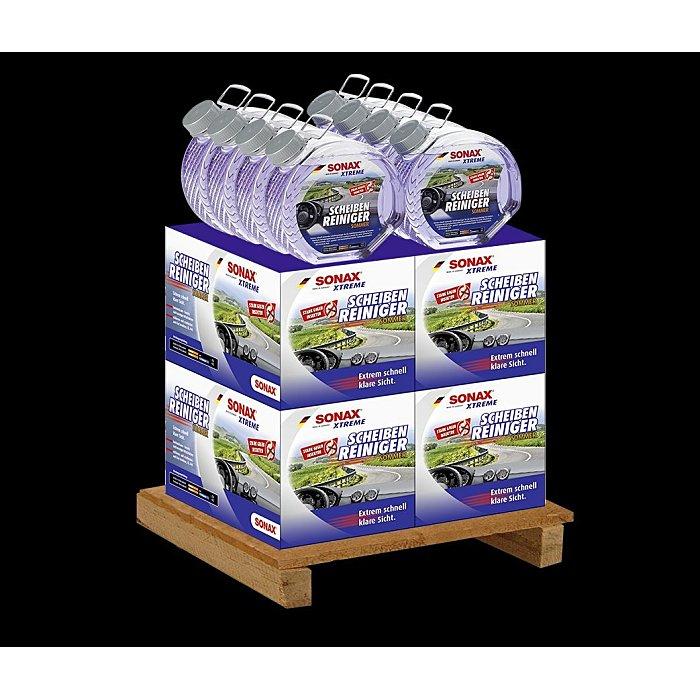 Sonax Xtreme Scheibenreiniger gebrauchsfertig 1/4 Palette 3 Liter 02728410