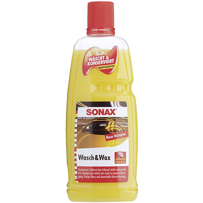 Sonax Wasch & Wax 1 Liter 03133410