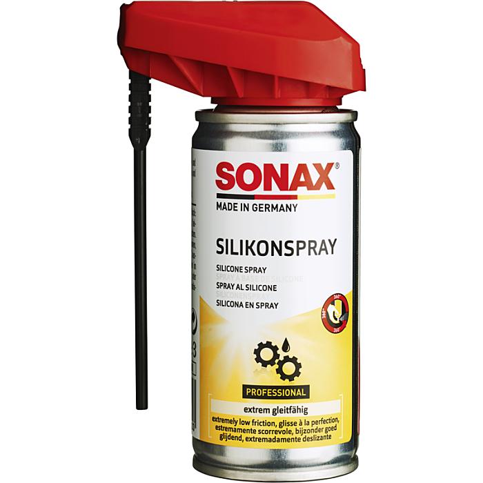 Sonax Silikon Gleit & TrennSpray m. EasySpray Spray 100 ml 03481000