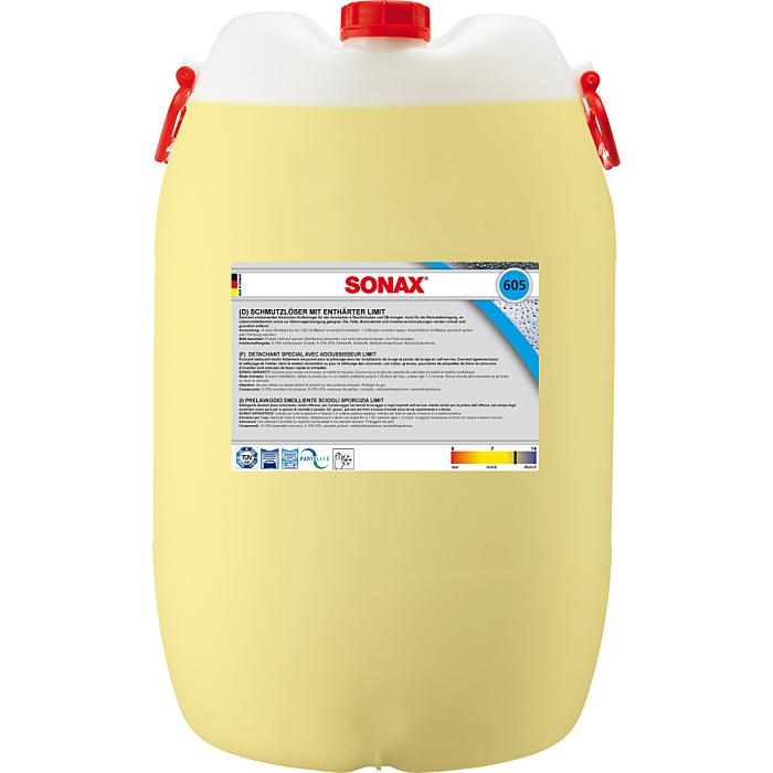 Sonax SchmutzLöser / WerkstattReiniger Reinigung Werkstatt 60 Liter 06058000