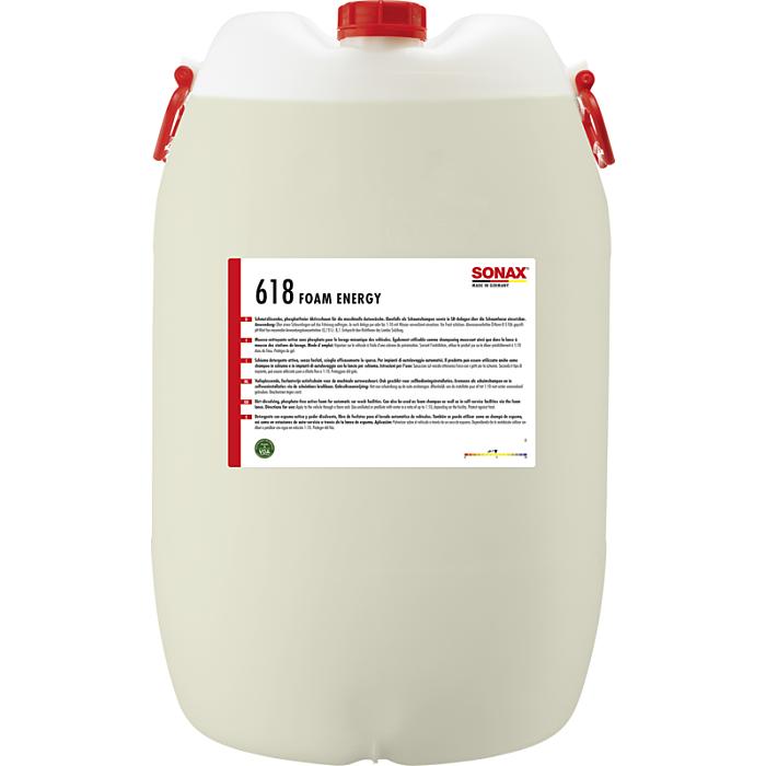 Sonax AktivReinigungsSchaum Energy Aktiv 60 Liter 06188000