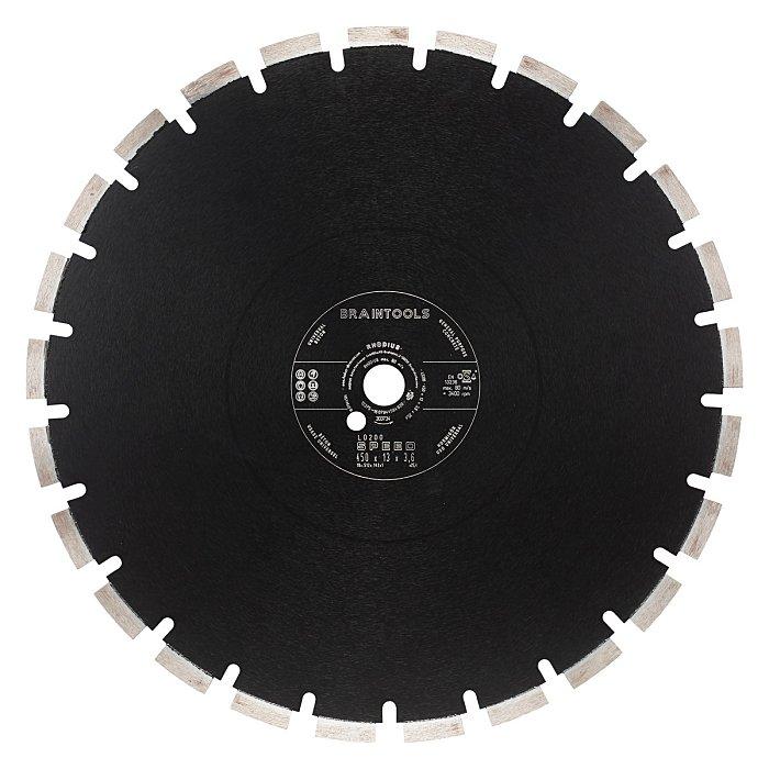 Rhodius Diamanttrennscheibe LD200 SPEED TOPline, 600 x 13,0 x 3,6 x 25,40mm 303736
