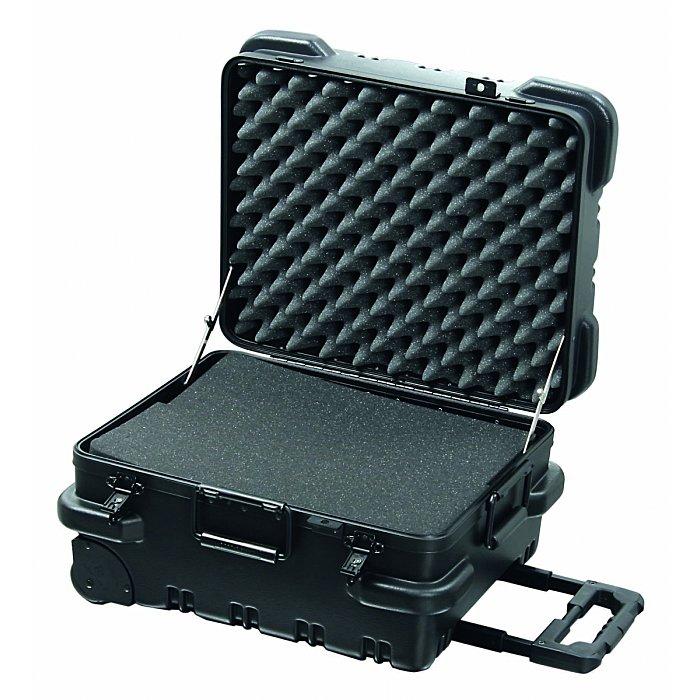 Hepco & Becker CHICAGO CASE 5550 Bruchsicherer Transportkoffer mit integriertem Rollensystem 00 5550 8019
