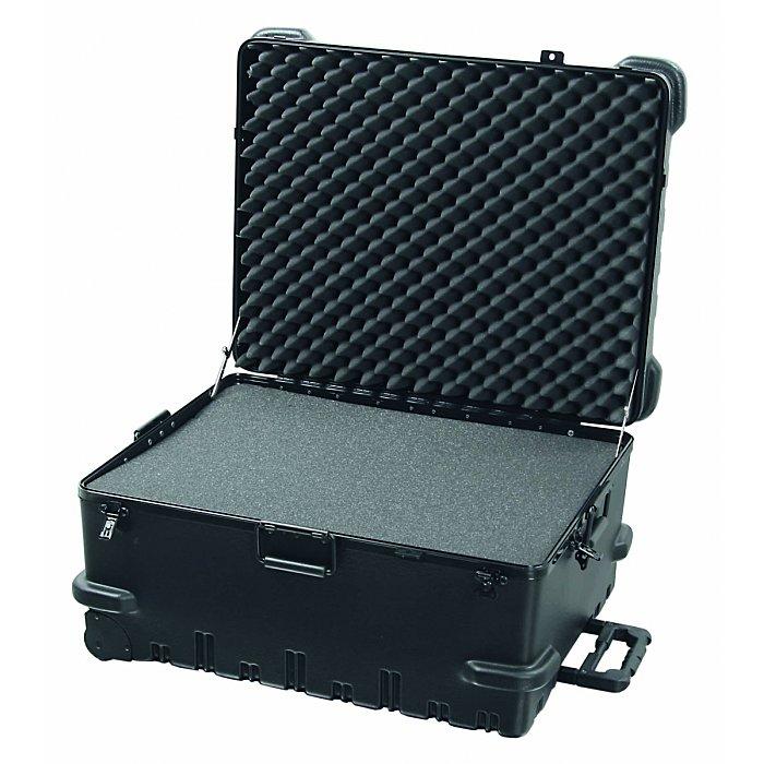 Hepco & Becker CHICAGO CASE 5551 Bruchsicherer Transportkoffer mit integriertem Rollensystem 00 5551 8019