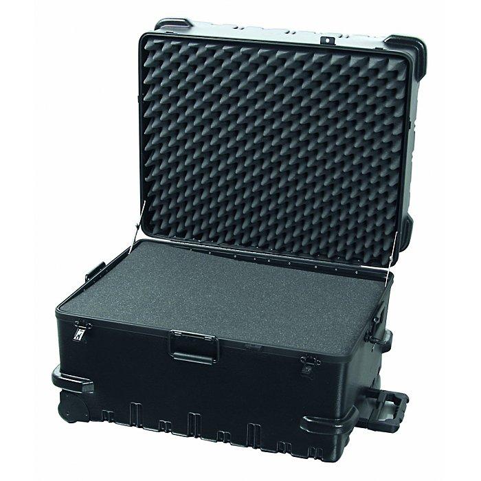 Hepco & Becker CHICAGO CASE 5552 Bruchsicherer Transportkoffer mit integriertem Rollensystem 00 5552 8019
