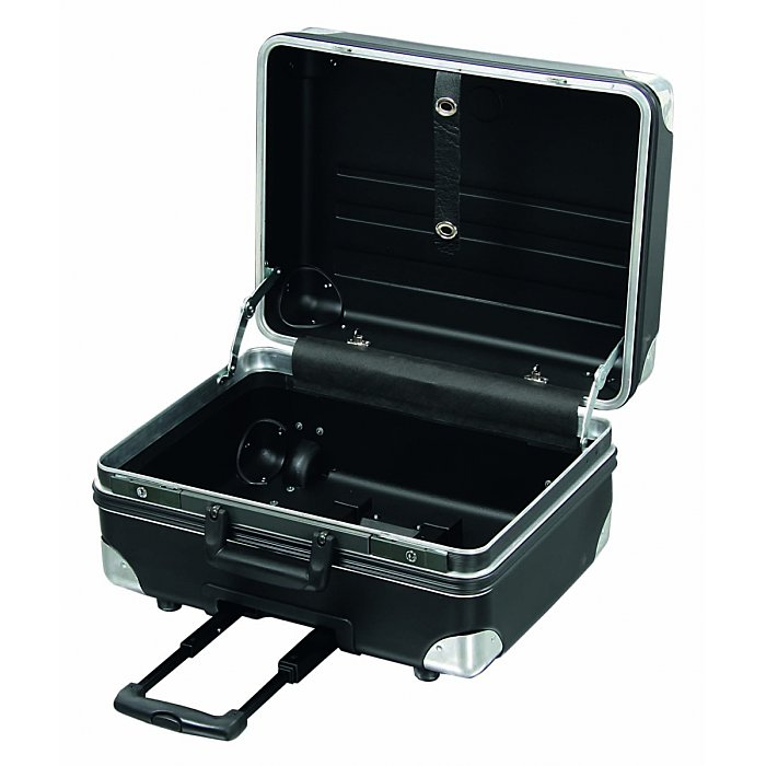 Hepco & Becker ROBUST 5770L Bruchsicherer XXL-Werkzeugkoffer aus HDPE mit integriertem Rollensystem 20 5770 1919