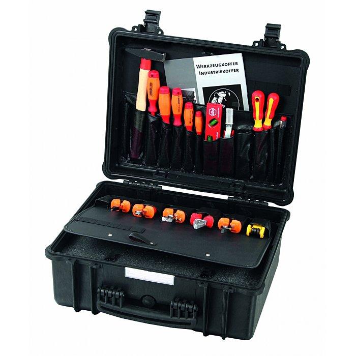 Hepco & Becker SOLID 5645 Wasserdichter Polypropylen Werkzeugkoffer  480 x 370 x 205mm 00 5645 8019
