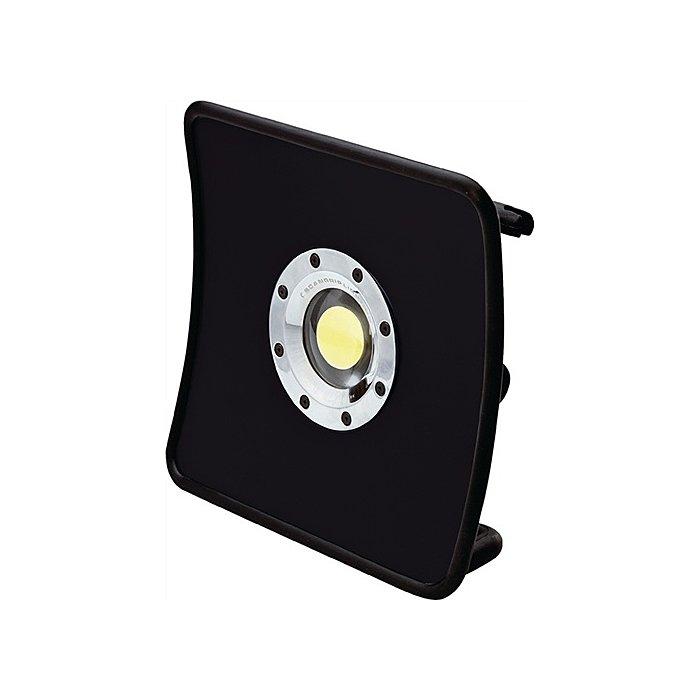 KIESEL LED-Arbeitsleuchte 50W 5m H07RN-F 3G1,5 IP68 5000lm Gehäuse Aluminiumguss 35055