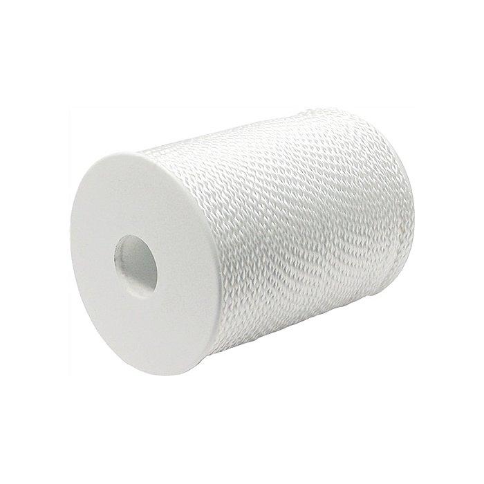 PÖSAMO Pflasterschnur Länge 100m Durchmesser 3mm weiss 2400800067