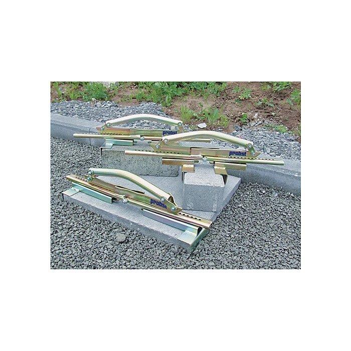 Probst Plattenheber PPH 24/50 Öffnungsweite 220-505mm Eigengewicht 1,5kg 53200052