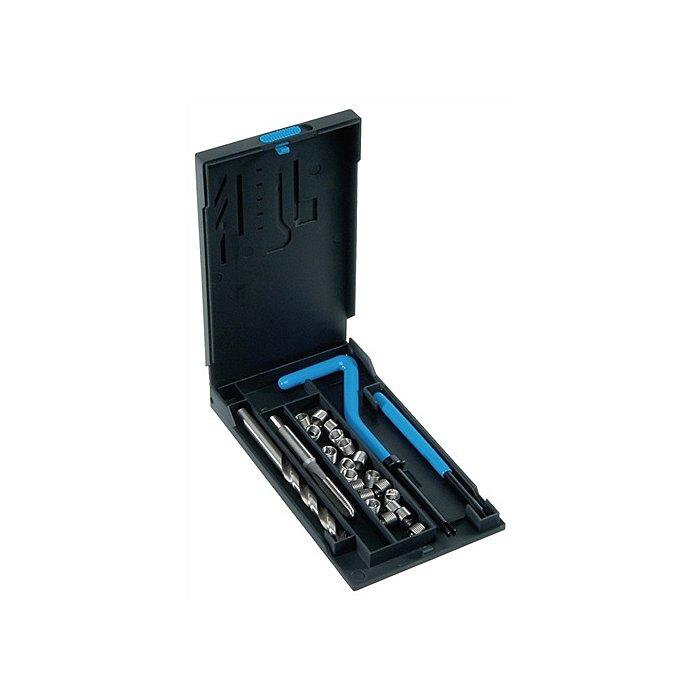 Völkel Gewindereparatursatz DIN8140 Typ Standard M6x1mm rostfreier Stahl 1,5xD 4010