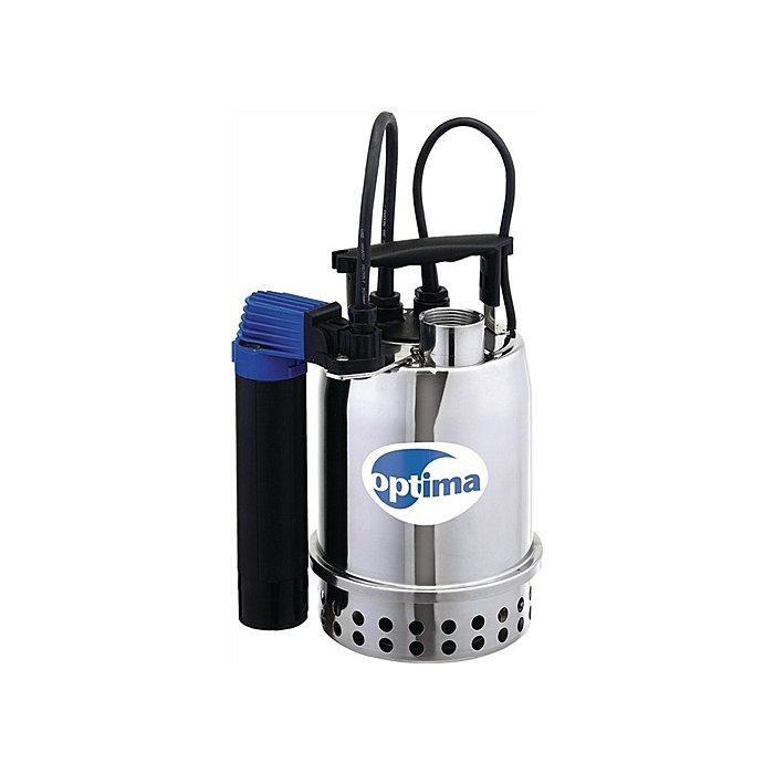 EBARA Tauchpumpe Optima MS 9000l/h / Förderhöhe 7,5m / 230V / Magnet-Schwimmerschalter 1752104600