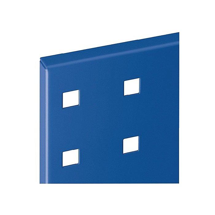 KAPPES Lochplatte L2000xB450mm enzianblau RAL 5010 4001.00.2021