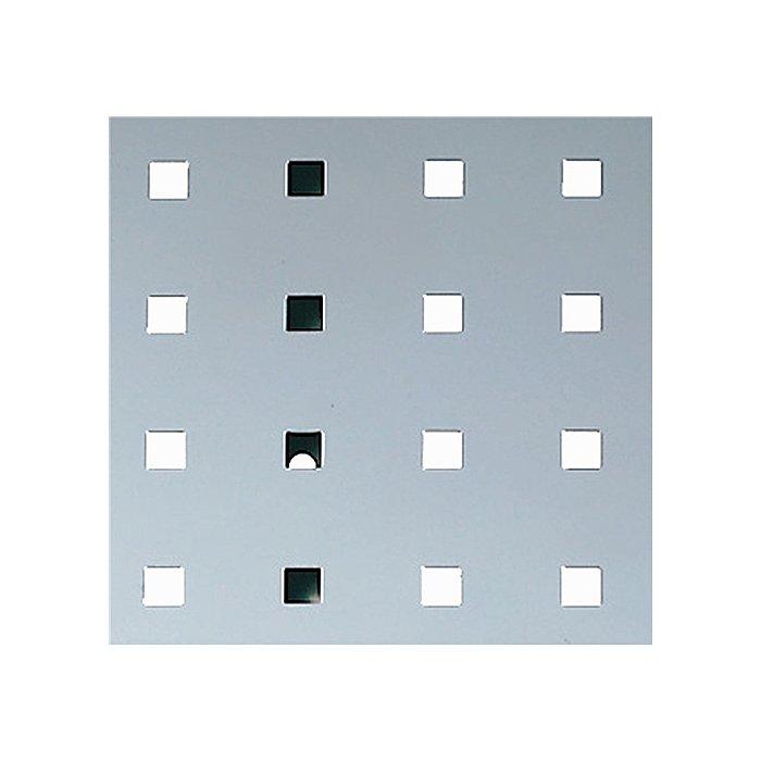Bott Lochplatte L.1981xB.457mm lichtgrau RAL 7035 Bott 14025119.16