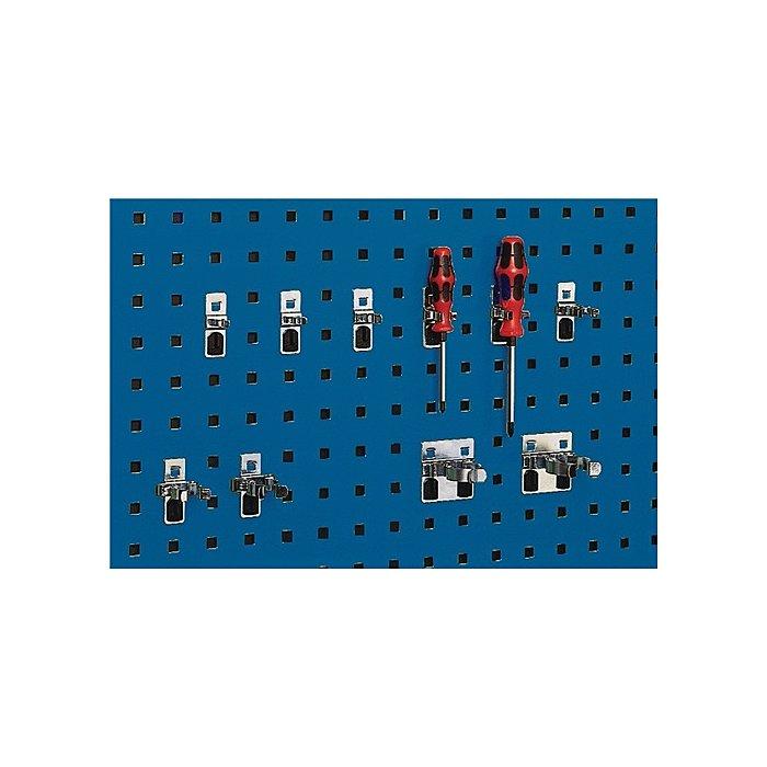 Bott Werkzeugklemme D.19mm f.Lochplatten 5St./VE Bott 14013067