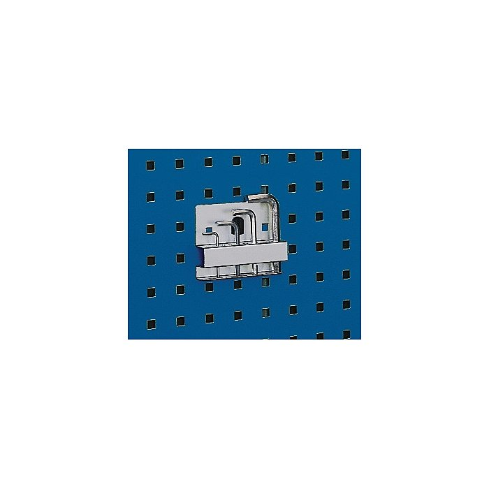 Bott Inbussschlüsselhalter m.10 Aufnahmen B.115mm D.2-12mmf. Lochplatten Bott 14020002