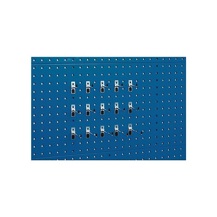 Bott Werkzeughaltersortiment 15tlg. f.Lochplatten Bott 14031427