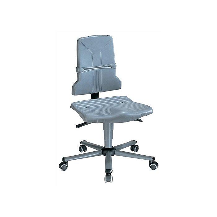 Bimos Arbeitsdrehstuhl Sintec A m.Rollen Sitzhöhe 430-580mm Kontaktrückenlehne BIMOS S9803   -1000