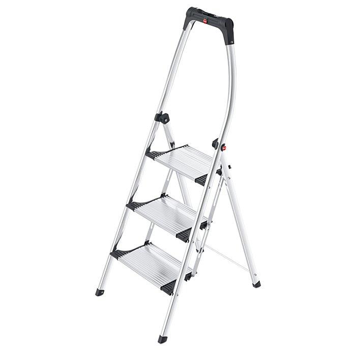 Hailo K100 TopLine - Klapptritt 3 Stufen 4303-301