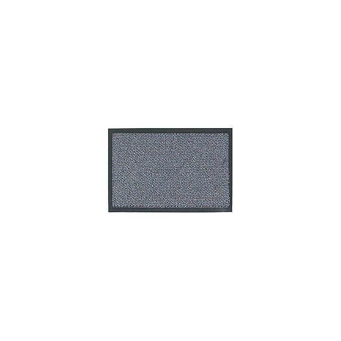 Golze Schmutzfangmatte graublau B.900xL.1500mm PVC-Rücken rutschfest 617/19