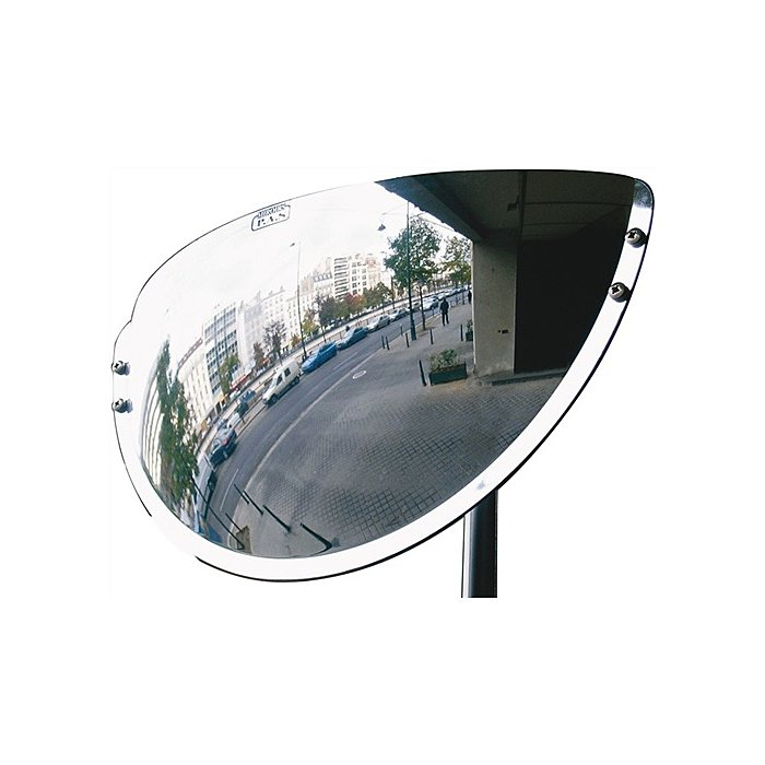 SPL Beobachtungsspiegel f.innen u.außen H.300xB.600xT.100mm 180Grad Blick 6000