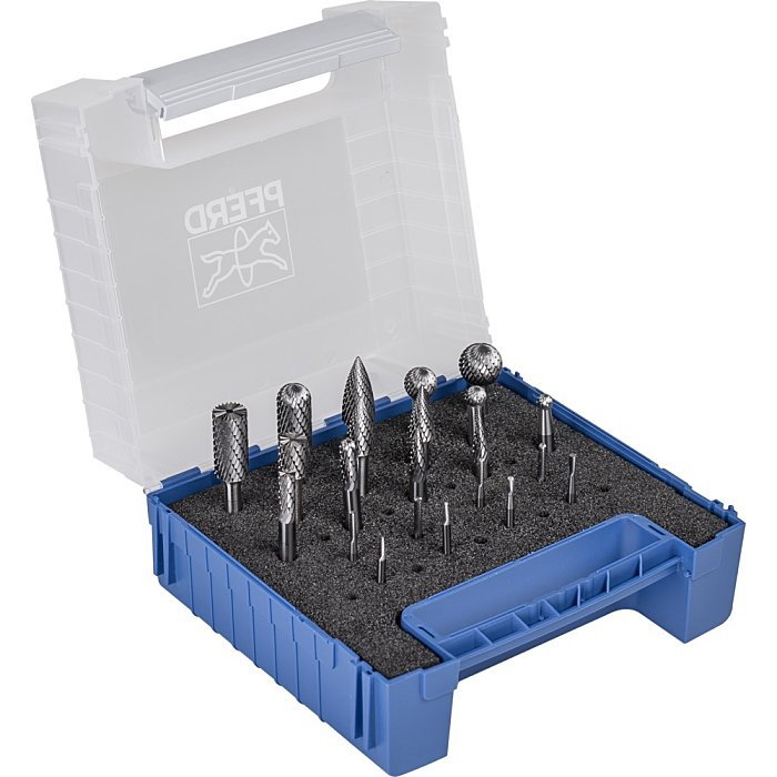 PFERD HM-Frässtift-Set 1500 Z3 PLUS/Z5 21901500