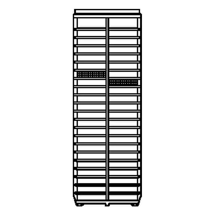 Oventrop Filtereinsatz 95-140 my DIN-DVGW geprüft, für Wasserfilter 6125101
