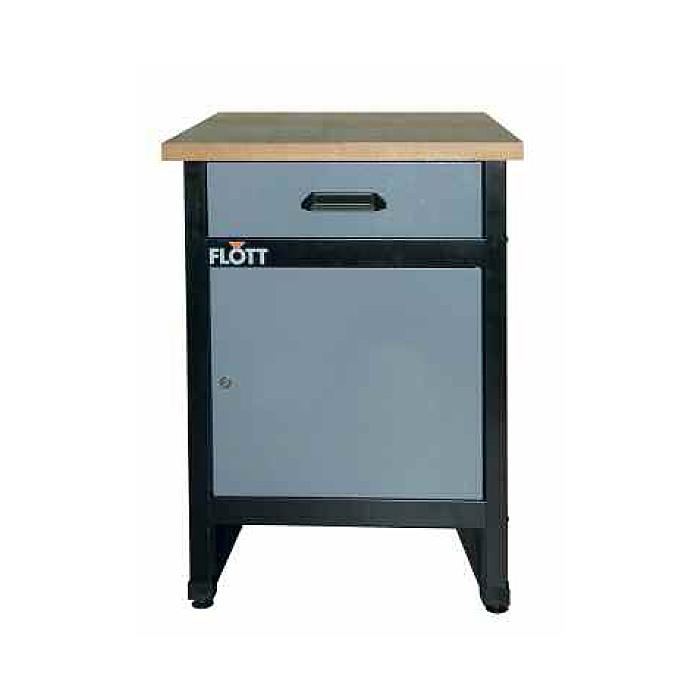 Flott Maschinenschrank mit Tür und Schublade für Bohrmaschine 250208