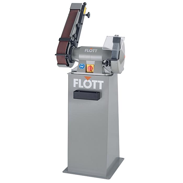 Flott TSB 250 P Kombi-Schleifmaschine mit Bandschleifer 330360
