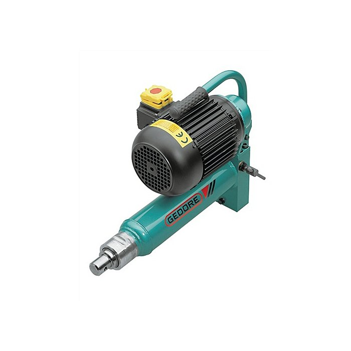 GEDORE Pumpe elektrohydraulisch 100kN Druckkraft 380-415V zu Rohrbieger 257 u.258 4585540