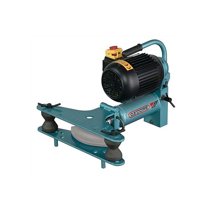 GEDORE Rohrbiegegerät, elektro-hydraulisch, aufklappbarer Biegerahmen 2, 230 V 4587910