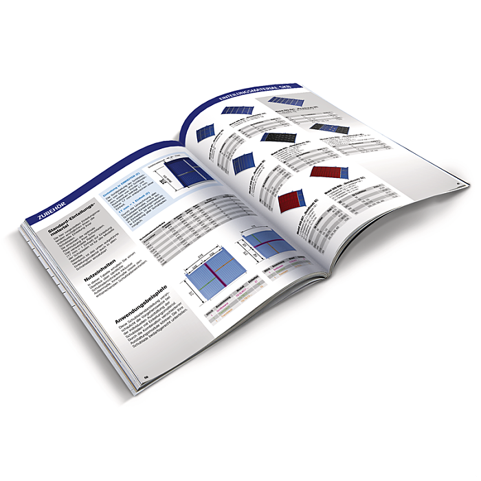 KLW Einteilungsmaterialsatz SEA0800-07-001EMS
