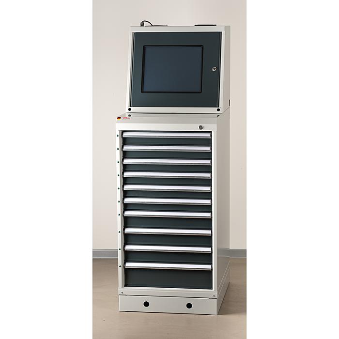 KLW Aufsatzschrank für KLW Tool–Management-System 21/ASS572-PPC-01